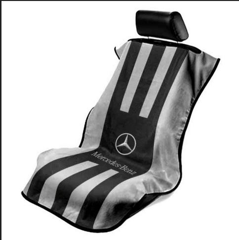 seat armour towel seat cover with mercedes logo for mercedes g class. Black Bedroom Furniture Sets. Home Design Ideas
