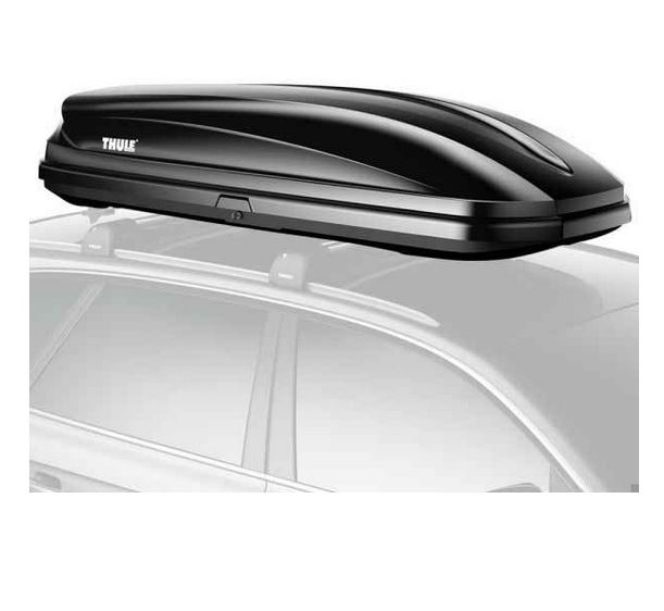 Thule 174 Pulse Cargo Box For G Class Rain Gutters 2008