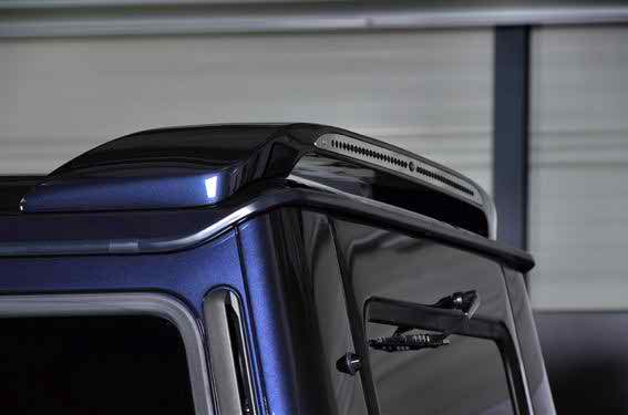 A r t g streetline roof spoiler for T g roofing