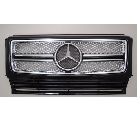 Amg G63 Radiator Grille For W463 Gwagenparts Com