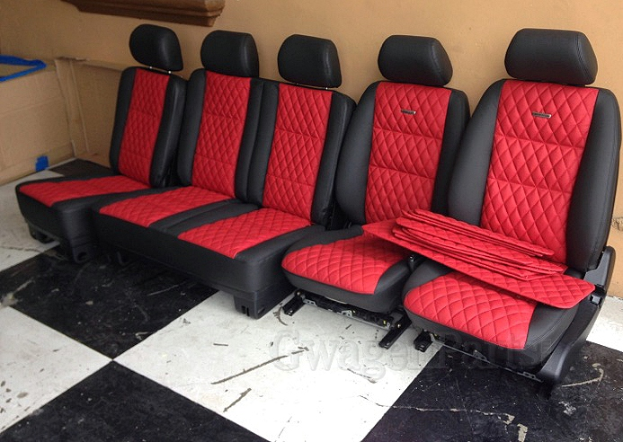 Leather Replacement Kit For Mercedes G Class G500 My 02 08