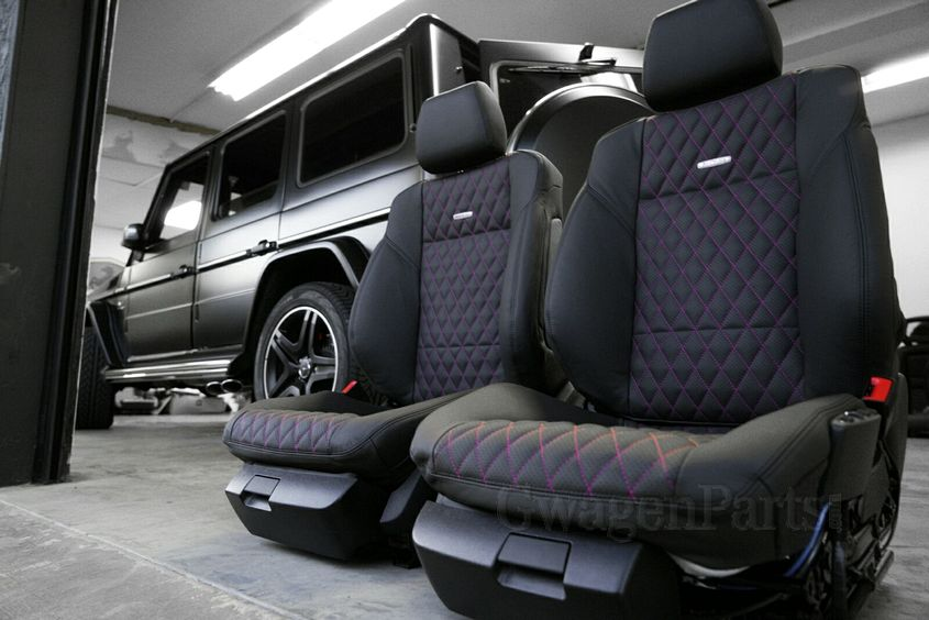 leather replacement kit for mercedes g class g350 my 09 17 mercedes g class. Black Bedroom Furniture Sets. Home Design Ideas