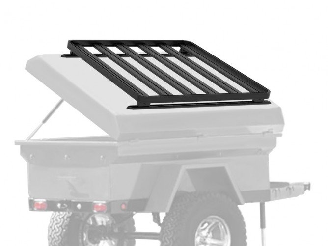 Front Runner Truck Canopy or Trailer Slimline II Rack Kit / Tall / 1165mm(W) X 1358mm(L) - GwagenParts.com | Mercedes G-class Parts  sc 1 st  GwagenParts.com & Front Runner Truck Canopy or Trailer Slimline II Rack Kit / Tall ...